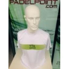 Предложения футболку весло TTK Junior эксклюзивный белый и зеленый дешево