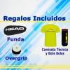 Pala de Padel HEAD GRAPHENE TOUCH OMEGA PRO - Barata Oferta Outlet