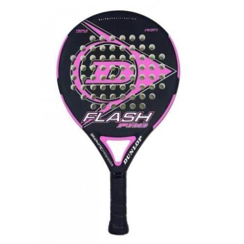 Pala Dunlop Flash Pro Pink Fluor - Barata Oferta Outlet