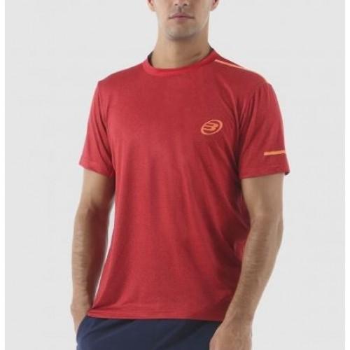 Camiseta Tubuelo Rojo Vigore Bullpadel - Barata Oferta Outlet