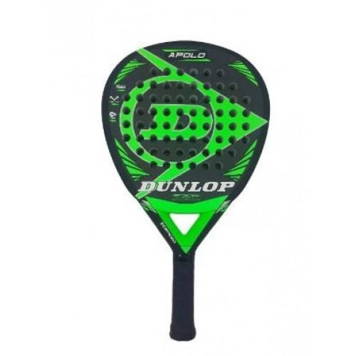 Pala Dunlop Apolo Verde Fluor - Barata Oferta Outlet