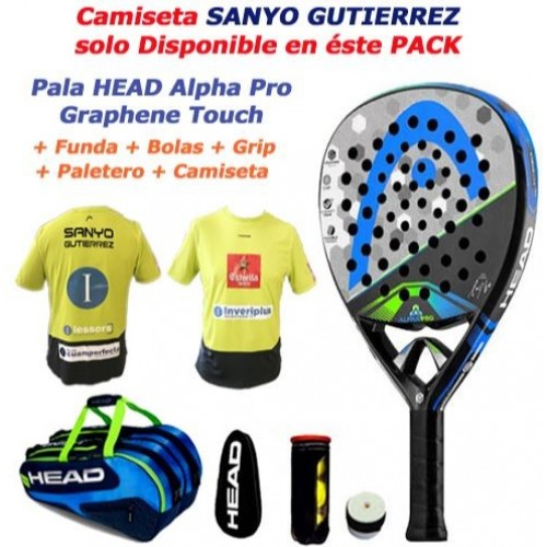 Pack Head Sanyo Gutierrez - Barata Oferta Outlet