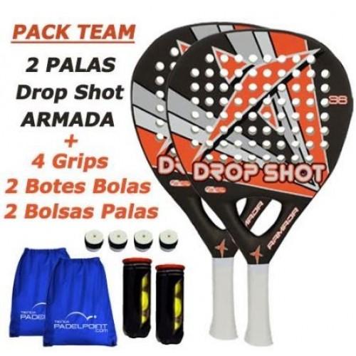 Pack Drop Shot Armada Team - Barata Oferta Outlet