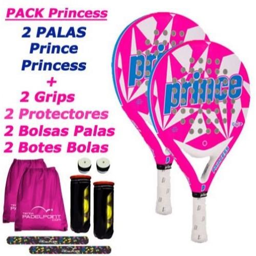 Pack Prince Princess - Barata Oferta Outlet