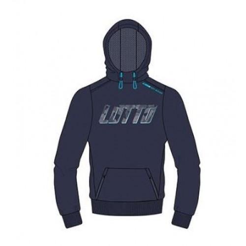 Sudadera Lotto Devin VII Sweat Azul Marino - Barata Oferta Outlet