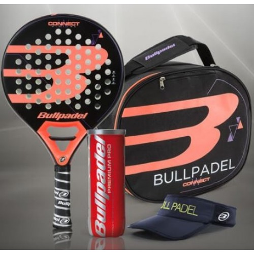 Pack Bullpadell Connect Mujer 2019 - Barata Oferta Outlet