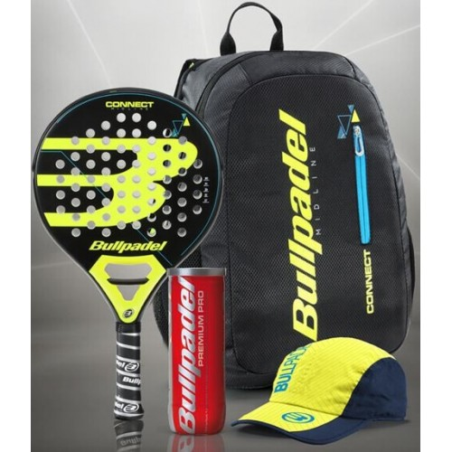 Pack Bullpadel Connect Hombre 2019 - Barata Oferta Outlet