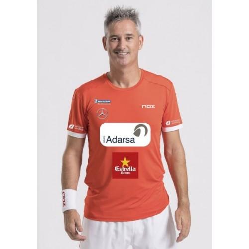 Camiseta Nox Miguel Lamperti 2019 - Barata Oferta Outlet