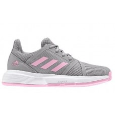 separation shoes cc138 14a72 Shoes Adidas Courtjam Xj pink granite