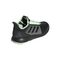 Zapatillas Adidas Defiant Bounce 2 Negro Verde Mujer - Barata Oferta Outlet