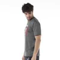 Camiseta Bullpadel Cogne Gris Oscuro Vigore