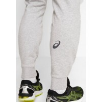 Pantalones Asics Performance Logo Grande Gris