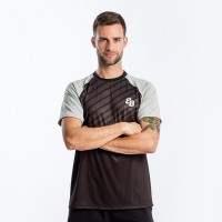 Camiseta BB Flex Negro Gris