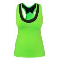 Camiseta Black Crown Tirana Verde