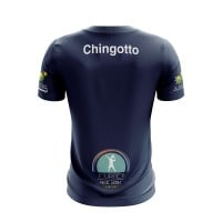 Camiseta Bullpadel Fede Chingotto Jano Azul Marino 2019 II