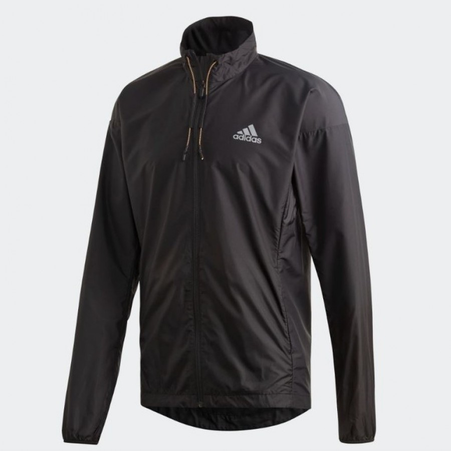 Chaqueta Adidas WindWeave Negro - Barata Oferta Outlet