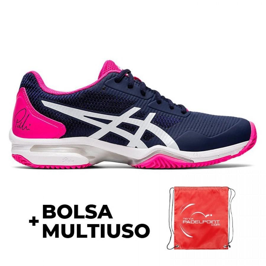 Zapatillas Asics Gel Lima Padel 2 Peacoat - Barata Oferta Outlet
