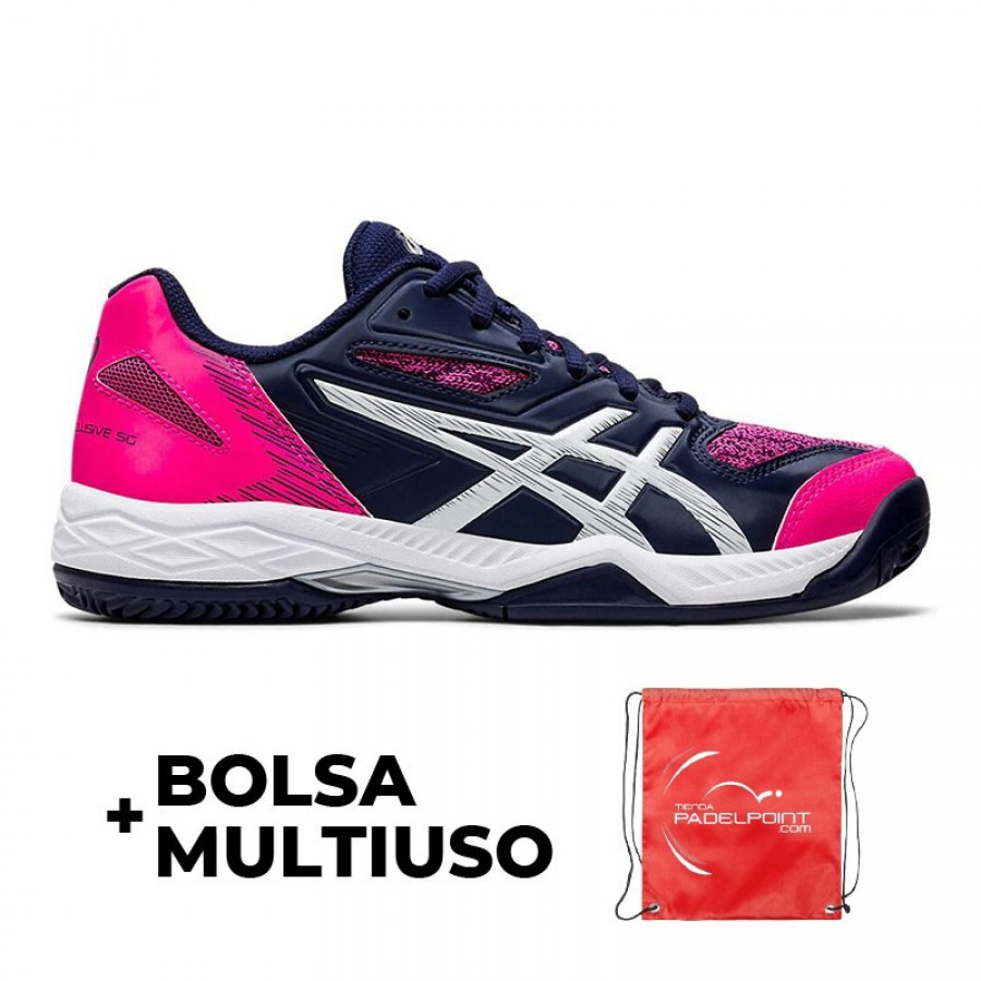 Zapatillas Asics Gel Padel Exclusive 5 SG Peacoat - Barata Oferta Outlet