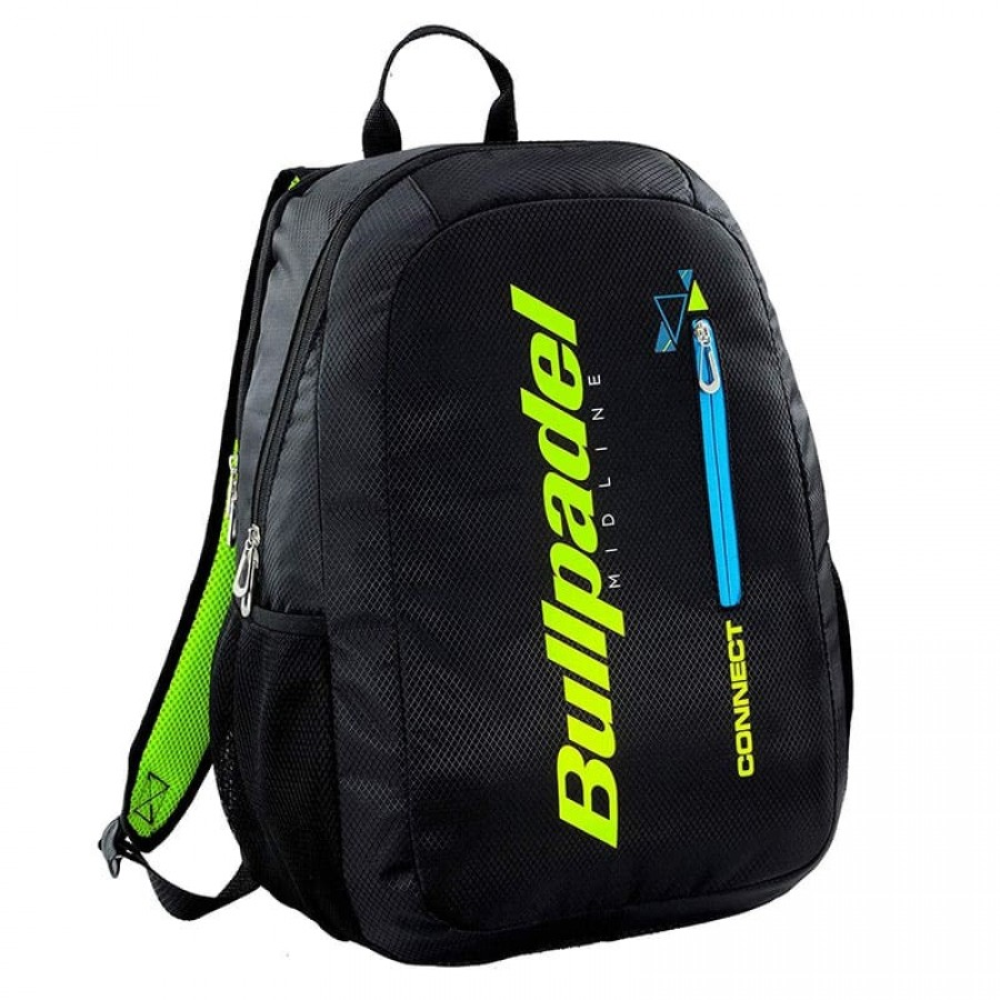 Mochila Bullpadel Connect Negro - Barata Oferta Outlet