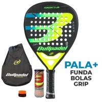 Pala Bullpadel Hack 02 Junior 2020 - Barata Oferta Outlet