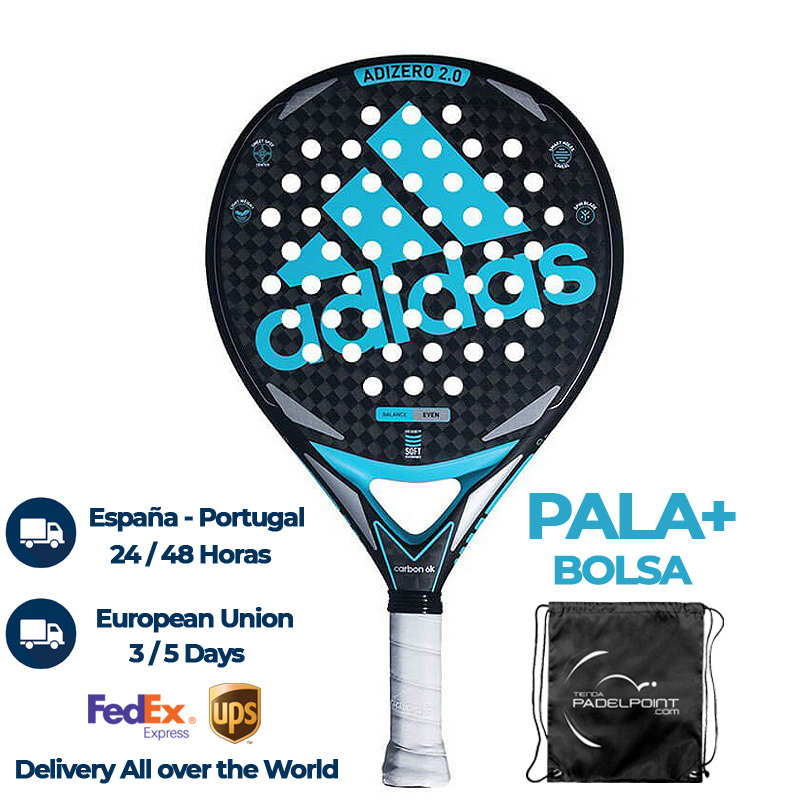 Onza alabanza Surtido  Adidas Adizero 2.0 2020 Shovel | Padelpoint