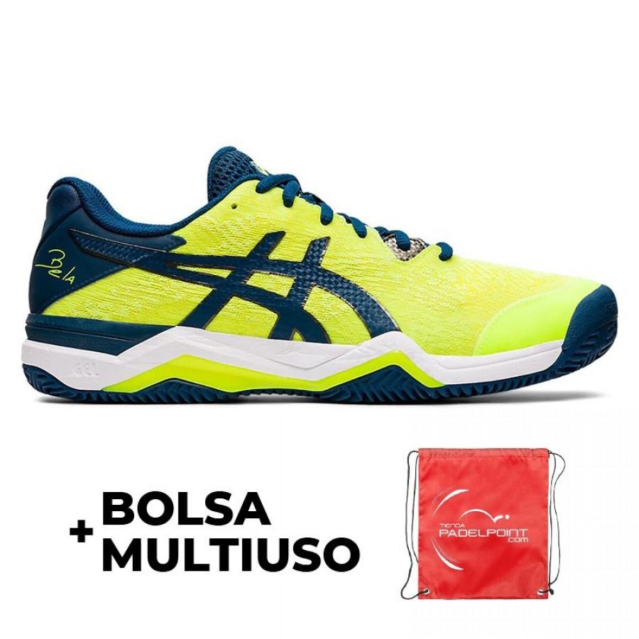 Zapatillas Asics Gel Bela 7 Amarillo - Barata Oferta Outlet