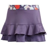 Falda Adidas Frill Violeta Junior - Barata Oferta Outlet