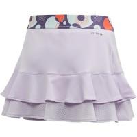 Falda Adidas Frill Lila Junior - Barata Oferta Outlet