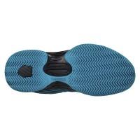 Zapatillas Kswiss Hypercourt Express 2 HB Azul Negro Junior - Barata Oferta Outlet