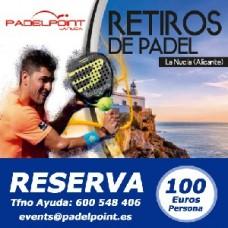 Retiro Padel - Clases + Hotel