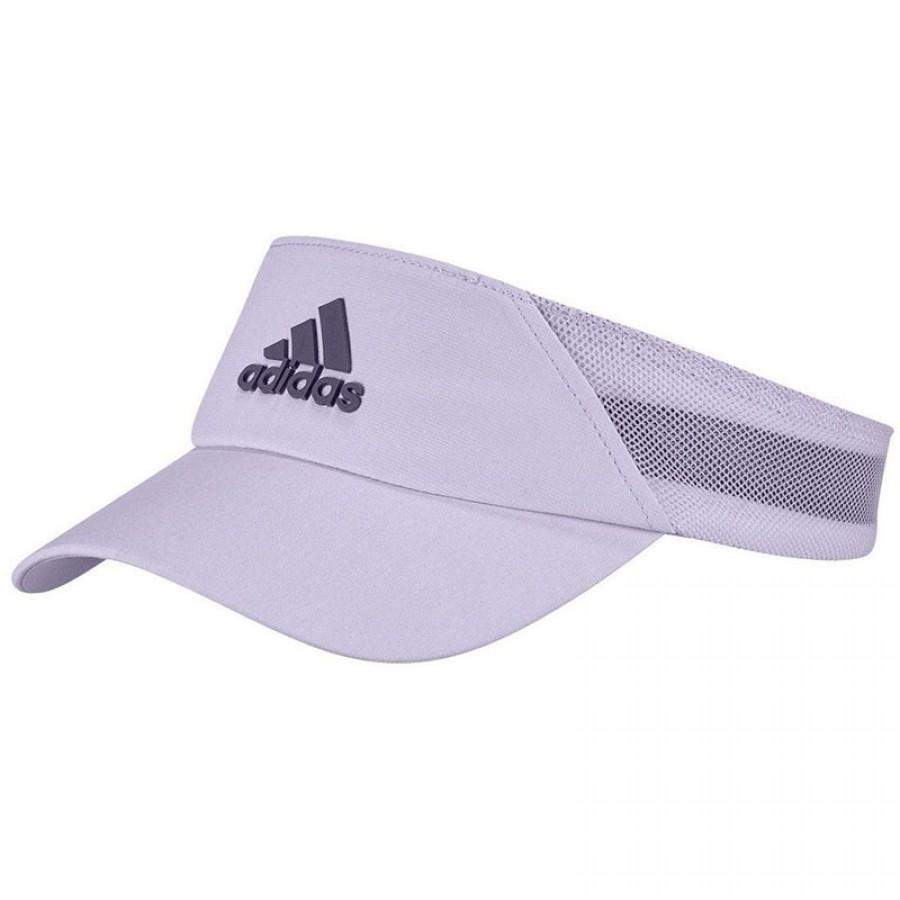 Viseira de Adidas Aero Ready Lila - Barata Oferta Outlet