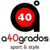 A 40 GRADOS