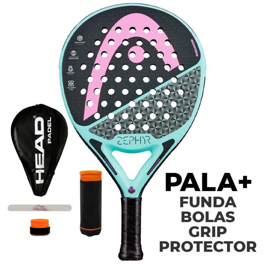 Pala Head Graphene Touch Zephyr 2020 - Barata Oferta Outlet