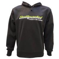 Sudadera Bullpadel Anclote Negro Vigore - Barata Oferta Outlet