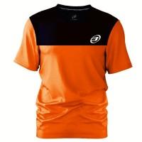 Camiseta Bullpadel Pelambe Naranja Fluor - Barata Oferta Outlet