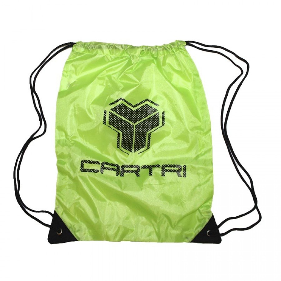 Gym Sack Cartri Verde - Barata Oferta Outlet
