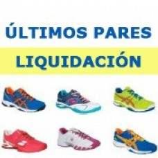 Liquidacion Ultimos Pares Zapatillas Padel