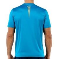 Camiseta Bullpadel Cenegui Azul Atomico