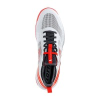 Zapatillas Lotto Mirage 200 Blanco Rojo - Barata Oferta Outlet