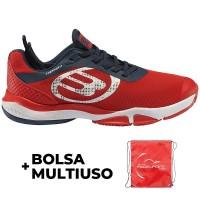 Zapatillas Bullpadel Vertex Light Rojo - Barata Oferta Outlet