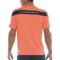 Camiseta Bullpadel WPT Sipre Pomelo Fluor