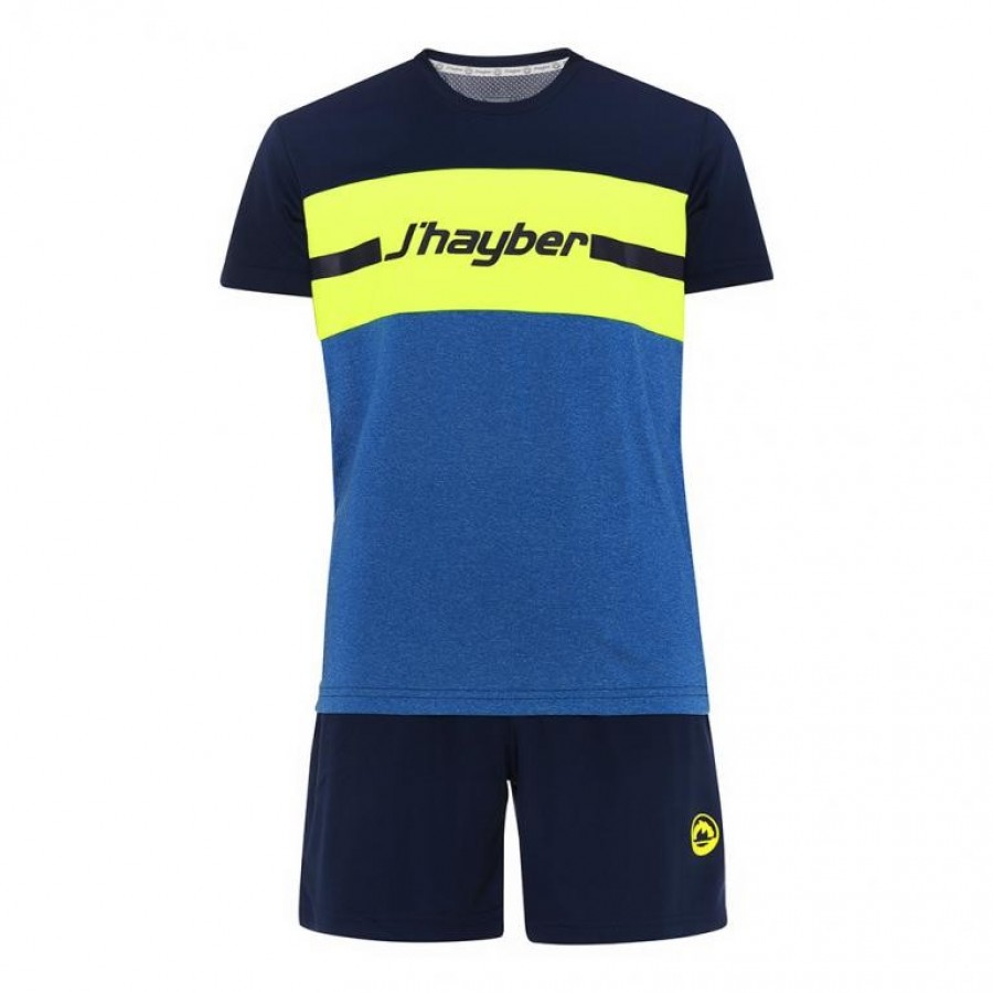 Conjunto JHayber DN23024 Jeans Junior