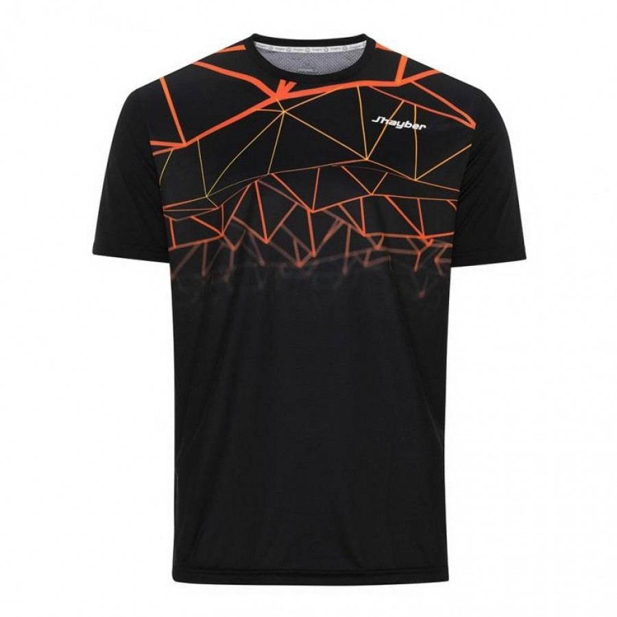 Camiseta JHayber DA3218 Negro