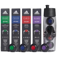 Pack Adidas Sport Drinks Botella   32 Capsulas