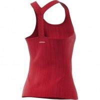 Camiseta Adidas Y-Back Rojo