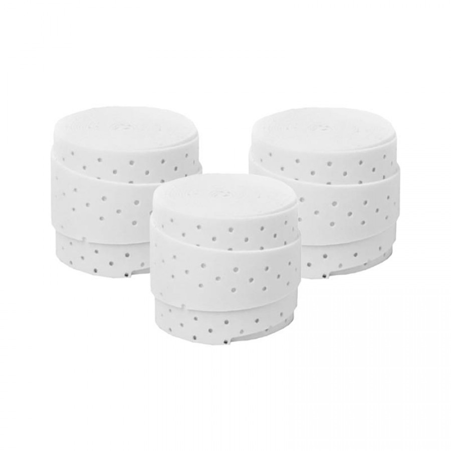 GRIPS WILSON FEEL PRO PERFORATED 3 units - Barata Oferta Outlet