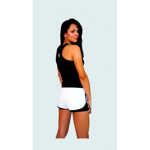 Vestuário de remo BB Jersey STRAPLESS preto básico - Barata Oferta Outlet
