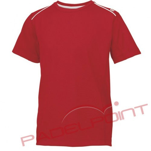 CLOTHING OF PADDLE WILSON T-SHIRT B NVISION ELITE NETWORK