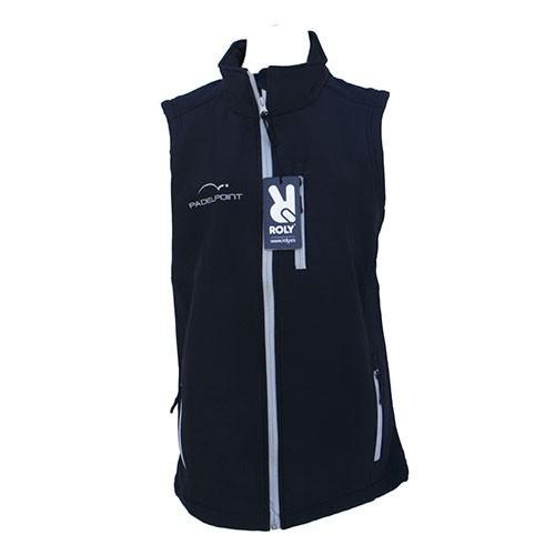 Paddle vêtements veste Padelpoint bleu foncé - Barata Oferta Outlet