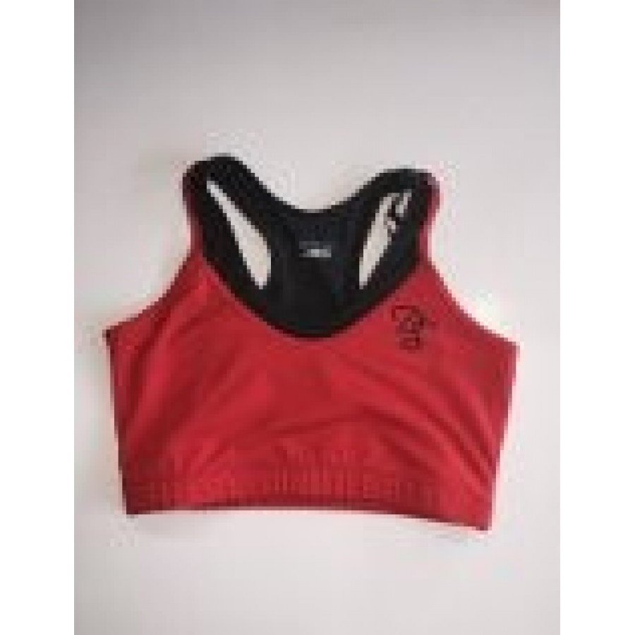 DROP SHOT TOP PASSION BT RED PADDLE CLOTHING - Barata Oferta Outlet